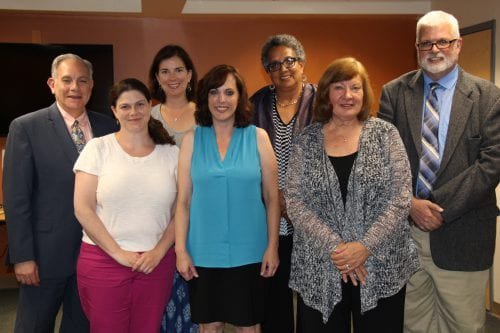 New BSCD Board members sworn in, officers elected
