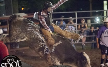 SPOTTED: Double M Rodeo July 21 Malta NY