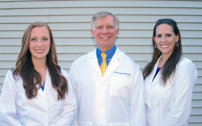 Family dentistry takes on new meaning at Voorheesville practice