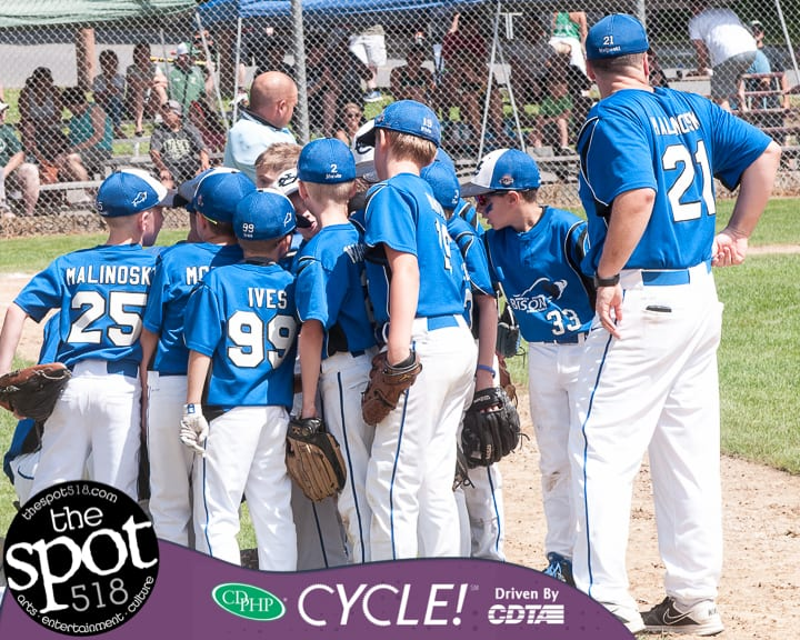 SPOTTED: North Colonie in the Mid-Atlantic Cal Ripken Regionals