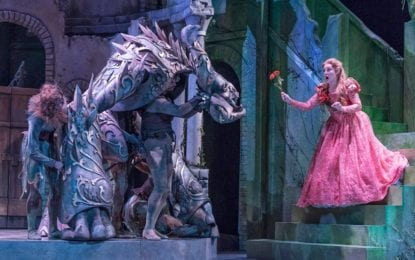 PICK of the WEEK: Opera Saratoga presents 'Zémire et Azor'