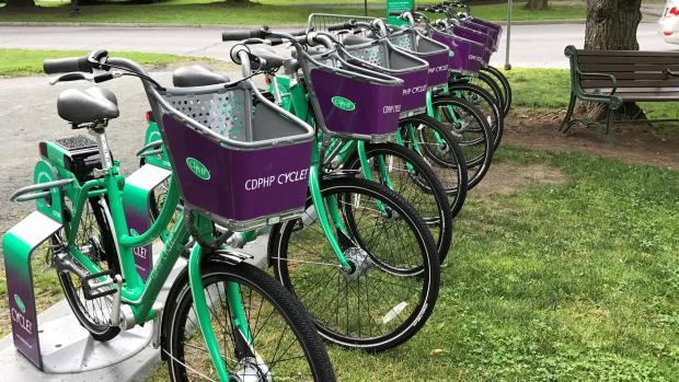 CDTA, CDPHP launch bike sharing program