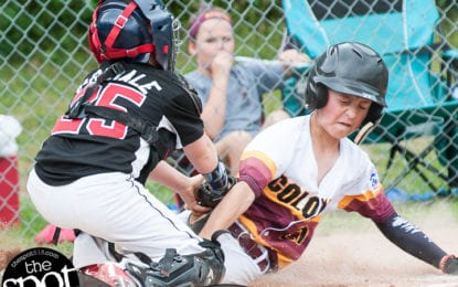 Colonie starts 1-1 in Little League state championship