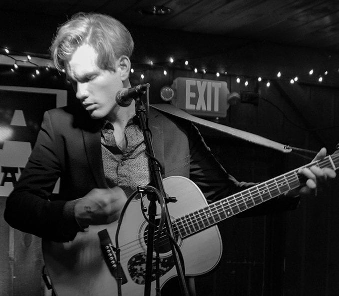 Songsmith C.K. Flach talks about his songwriting and what inspires him before playing at Dana Park in August