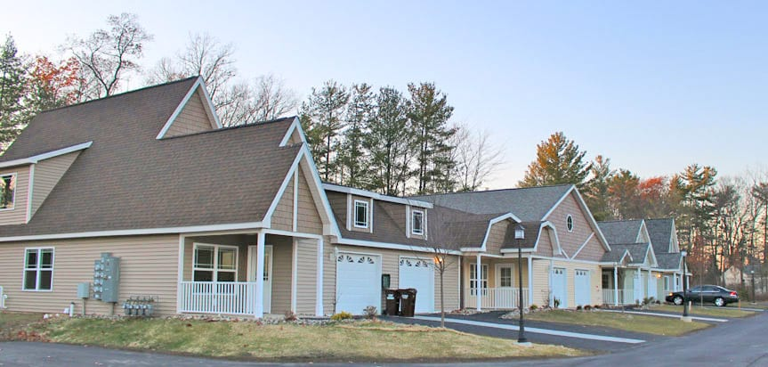 Retire from homeownership woes at The Spinney