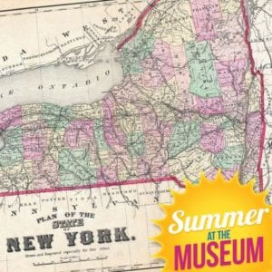 Summer at the Museum: I <3 New York Kids - The NYS Symbol Story @ New York State Museum