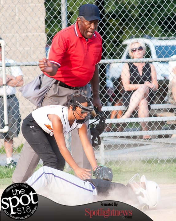 SPOTTED: Tomboys U10 tournament – Bethlehem Blaze vs Frozen Ropes Lady Outlaws