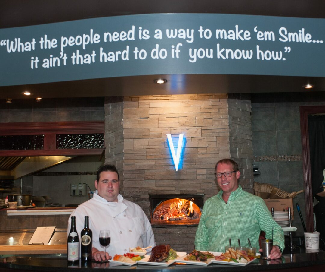 Veronica's Culinary Tavern offers cuisine for all tastes