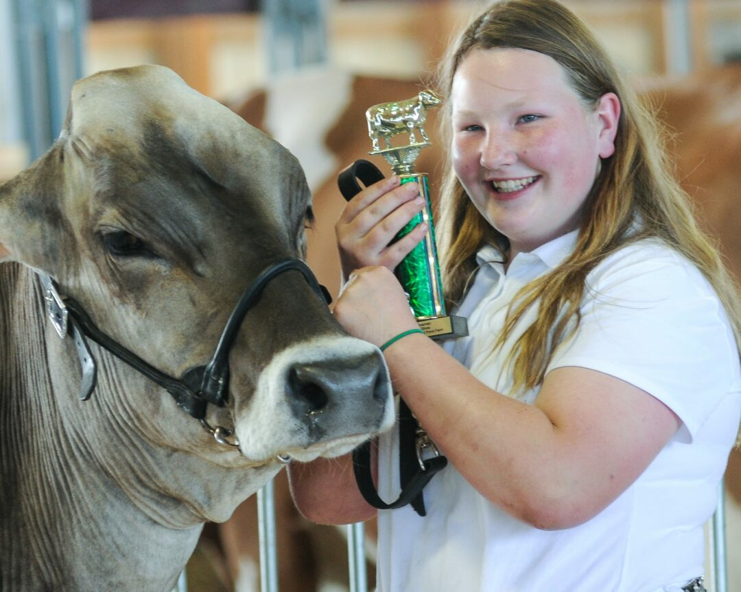 4-H offers a different kind of fun at the Altamont Fair