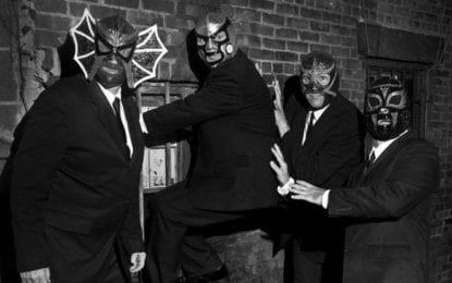 PICK of the WEEK: Los Straitjackets to surf into The Hangar