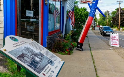 Innovative outdoor museum project in Altamont to highlight history, energize econom