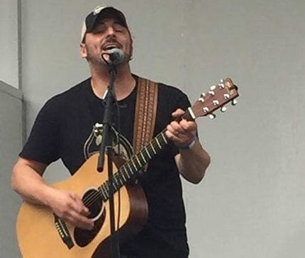 Josh Casano traded away life in the kitchen for time with family and music