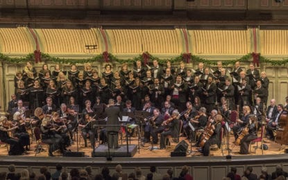 RECENTLY ANNOUNCED: Albany Pro Musica auditions for 2017-18 season