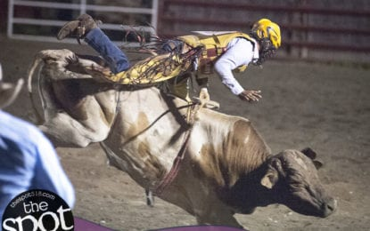 SPOTTED: Double M Rodeo August 4 in Ballston Spa NY