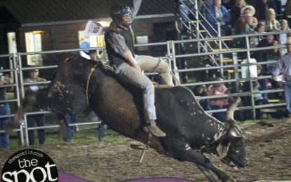 SPOTTED: Double M Rodeo Saturday Aug 26 in Ballston Spa