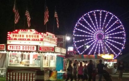 NIGHT and DAY: Adirondack Independence Music Festival and the Schaghticoke Fair