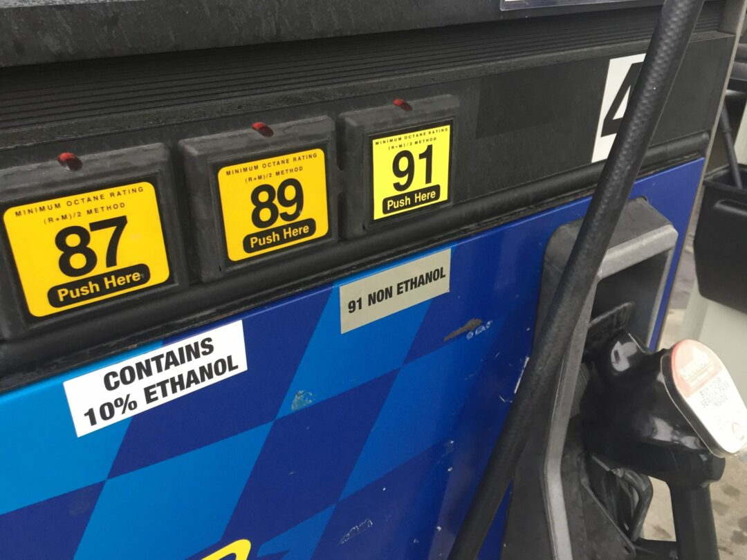 Kansas City area gas prices see spike after Hurricane Harvey