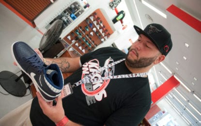 Pumped up kicks: A high-level look at sneaker collecting