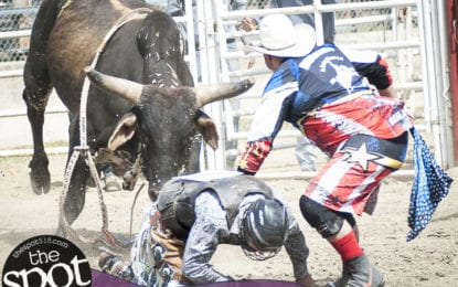 SPOTTED: Schaghticoke Fair Sept 2 – Double M Rodeo Finals