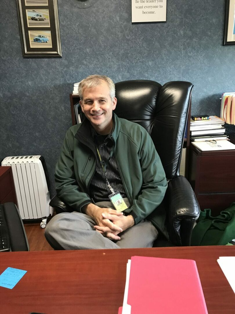 New RCS superintendent promises good customer service and much more