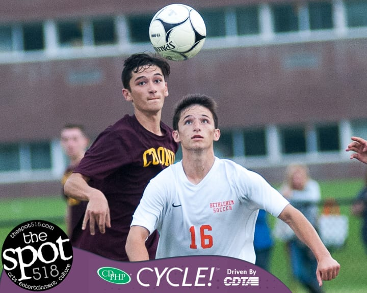 SPOTTED: Bethlehem boys beat Colonie, 3-1