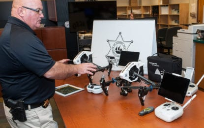 Albany County Sheriff's new drones are in high demand