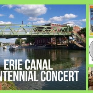 Erie Canal Bicentennial Concert presented by Brockport Symphony Orchestra @ New York State Museum | Albany | New York | United States