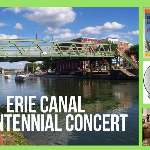Erie Canal Bicentennial Concert presented by Brockport Symphony Orchestra