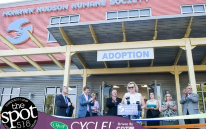 SPOTTED: Ribbon cutting at the Mohawk Hudson Humane Society
