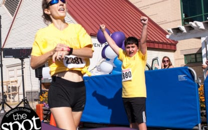 SPOTTED: The Crossings 5K Challenge
