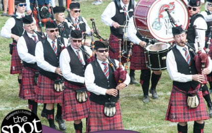 SPOTTED: The Capital District Scottish Games