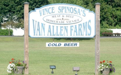 Vincent Spinosa on 50 years at Van Allen Farms