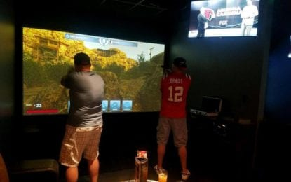 Guilderland police impressed with attention to gun safety at new Lucky Strike Social attraction