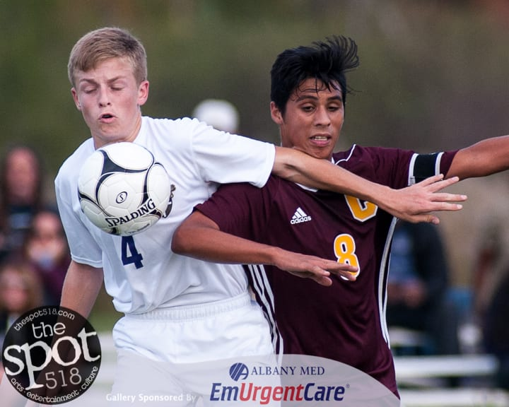 SPOTTED: No. 4 seed CBA gets by Colonie, 3-1