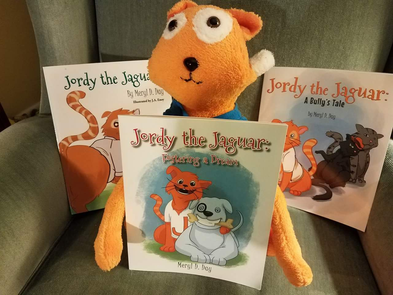 Delmar attorney authors children's books … and her own happiness
