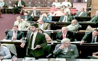 Legislature passes pay equity law unanimously