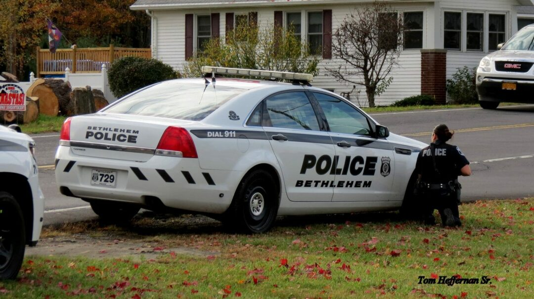 Bethlehem police called to Glenmont in response to possible shooter, find BB gun instead
