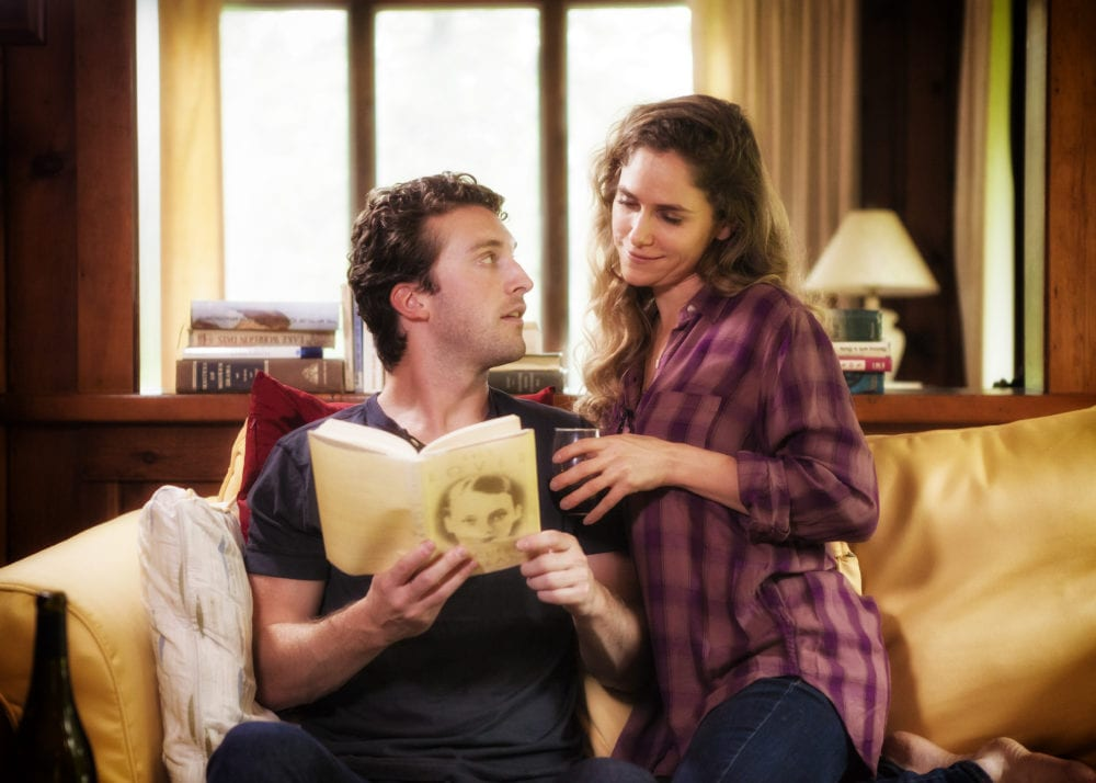 THEATER REVIEW: 'Sex with Strangers' is 'meh'