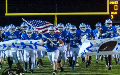 SPOTTED: Shaker outlasts Guilderland, 27-16