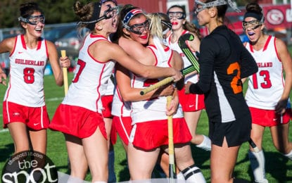 SPOTTED: Guilderland beats Bethlehem in round one