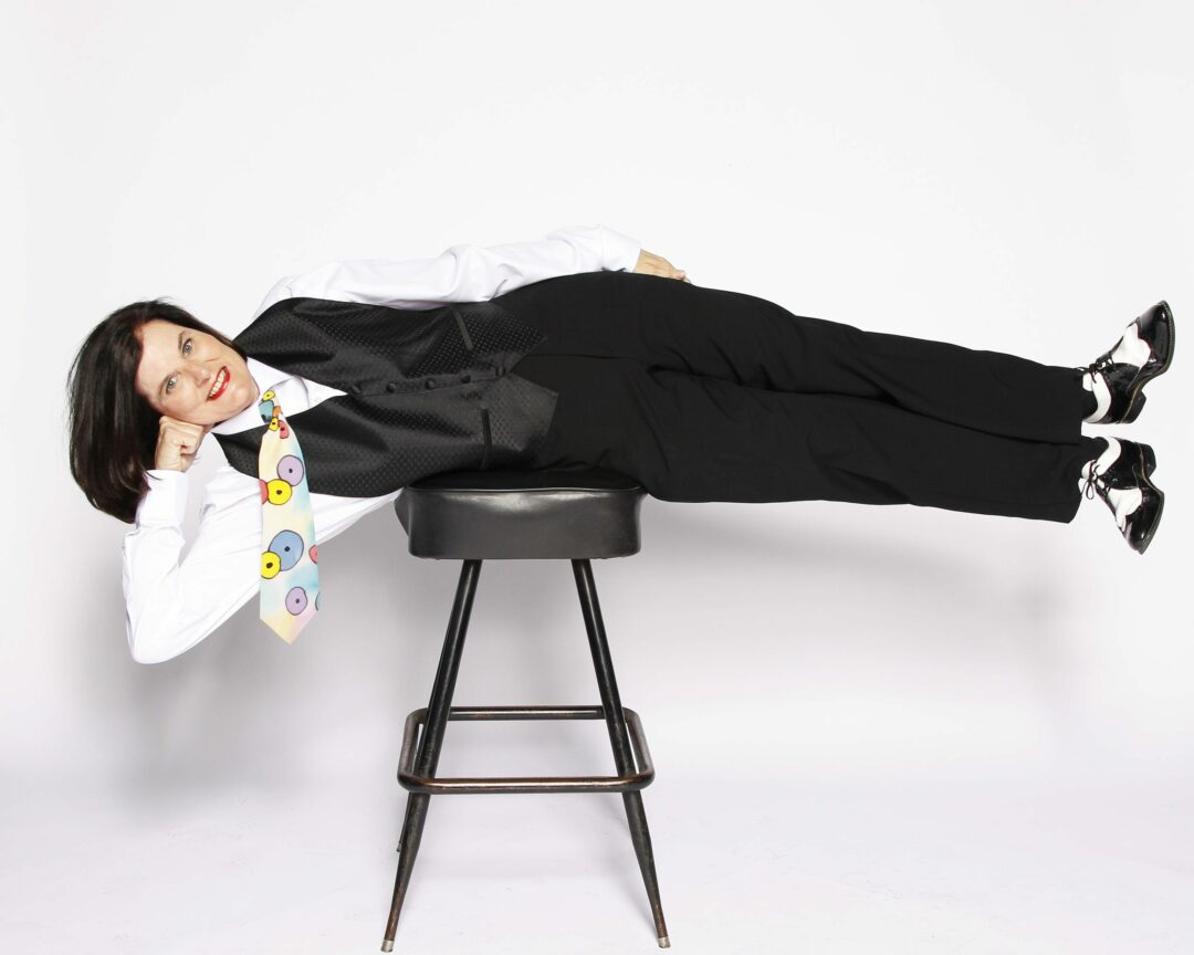 Paula Poundstone talks about comedy, family life and addiction