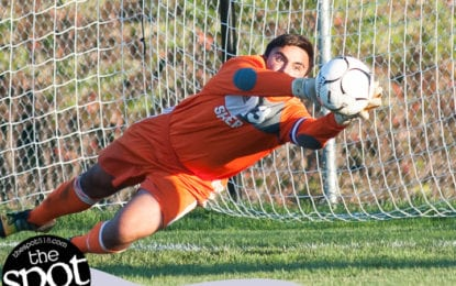 SPOTTED: Shaker shuts out Ballston Spa