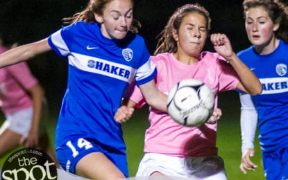SPOTTED: Shaker beats crosstown rival Colonie, 4-2