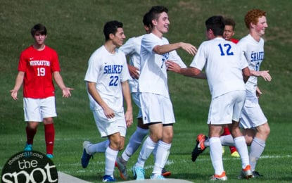 SPOTTED: Shaker beats Nisky 4-0; advances to semis