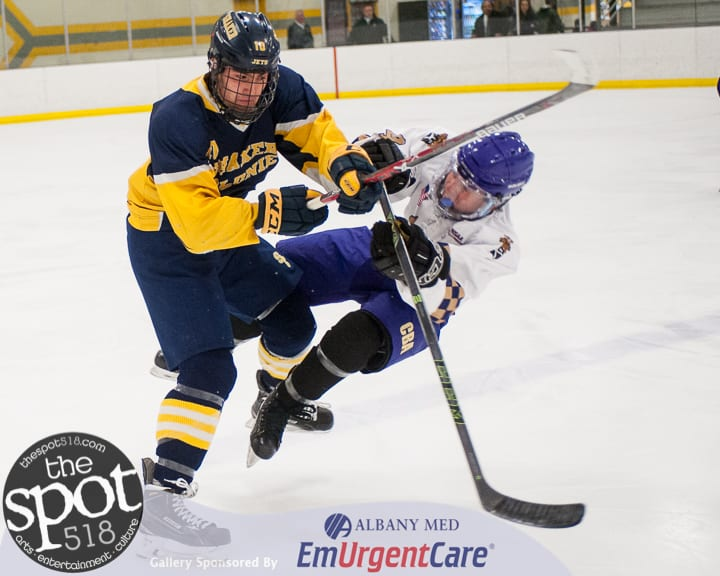 CBA and Colonie/Shaker kick off hockey season with a scrimmage