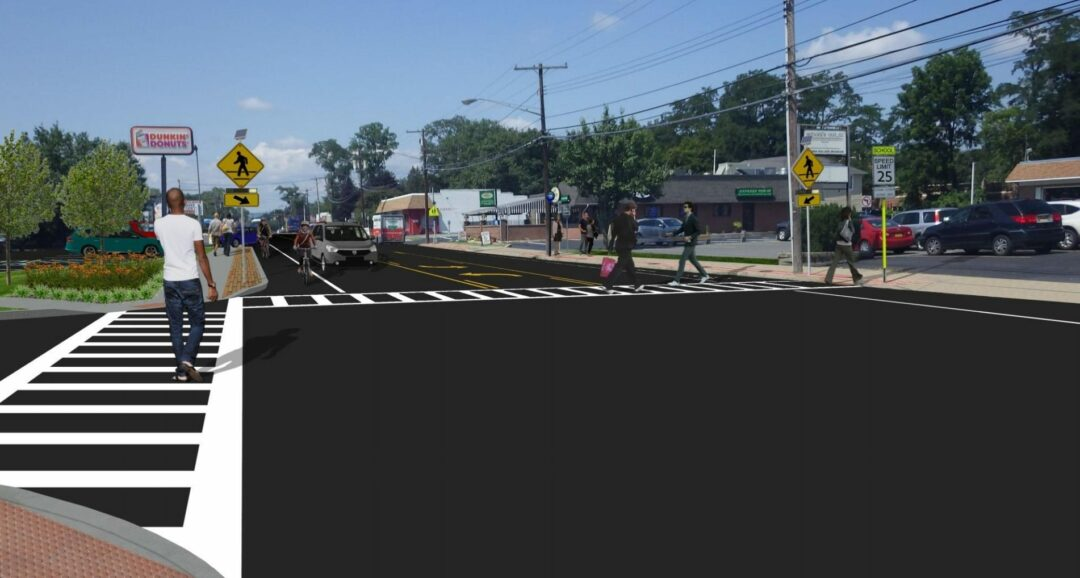 Delaware Avenue Complete Streets Feasibility study now available for review and public feedback