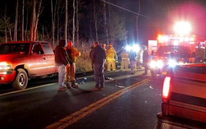 Investigators on scene of fatal accident in New Scotland (Updated with victim's ID)