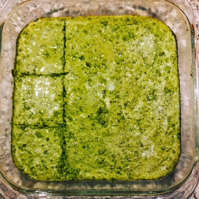 FOOD & VINO: Spinach Mousse