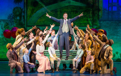PICK of the WEEK: 'Finding Neverland' offers grown-up spin to beloved children's story