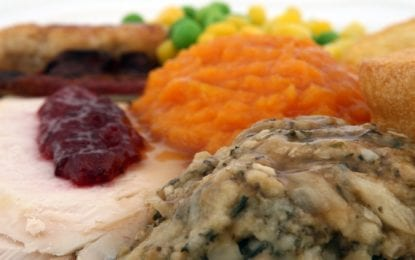 FITNESS: Tackle success  this Thanksgiving
